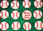COOKIE BOX GET WELL BOUNCE BACK SOON BASEBALL