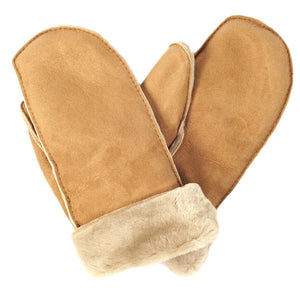 Ladies' Sheepskin Mittens