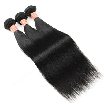 Wholesale Peruvian Virgin Straight Human Hair 10 Bundles - Urfirst Hair