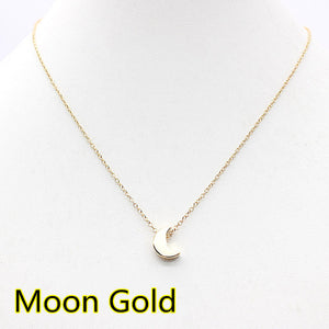 Women's star / heart Pendant Necklace-99Accessory-99Accessory