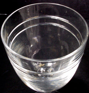 HAWKES crystal DRUID 7240 pattern BREAD or UNDER PLATE 6-1/4""