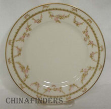 HAVILAND Limoges china SCHLEIGER 883 pattern Salad Plate @ 7-1/2""