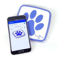 Picture of Paws2Go smartphone app