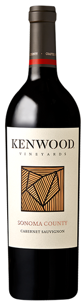 Kenwood Vineyards Sonoma County Cabernet Sauvignon 2014