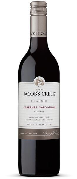 Jacob's Creek Classic Cabernet Sauvignon