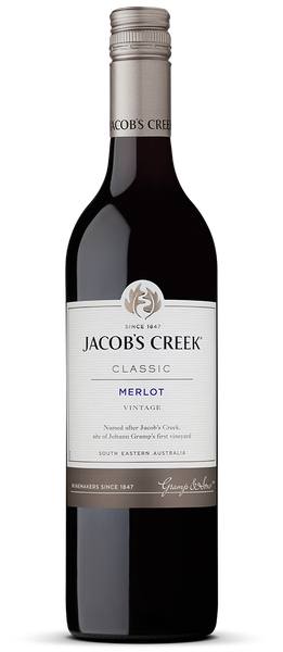 Jacob's Creek Classic Merlot