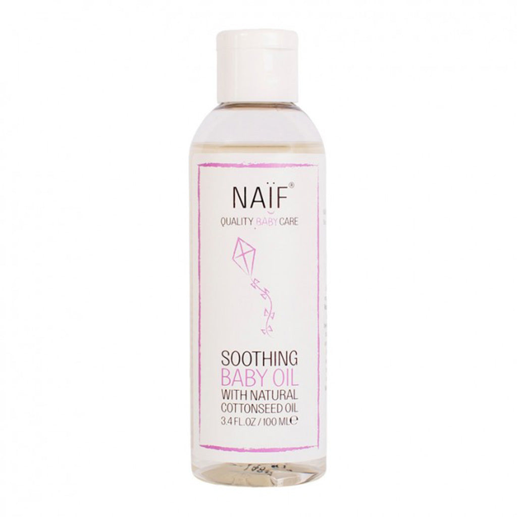 Naif Soothing Body Oil - 100ml
