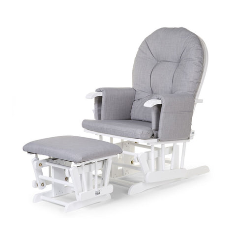 ChildHome Gliding Chair with Footrest