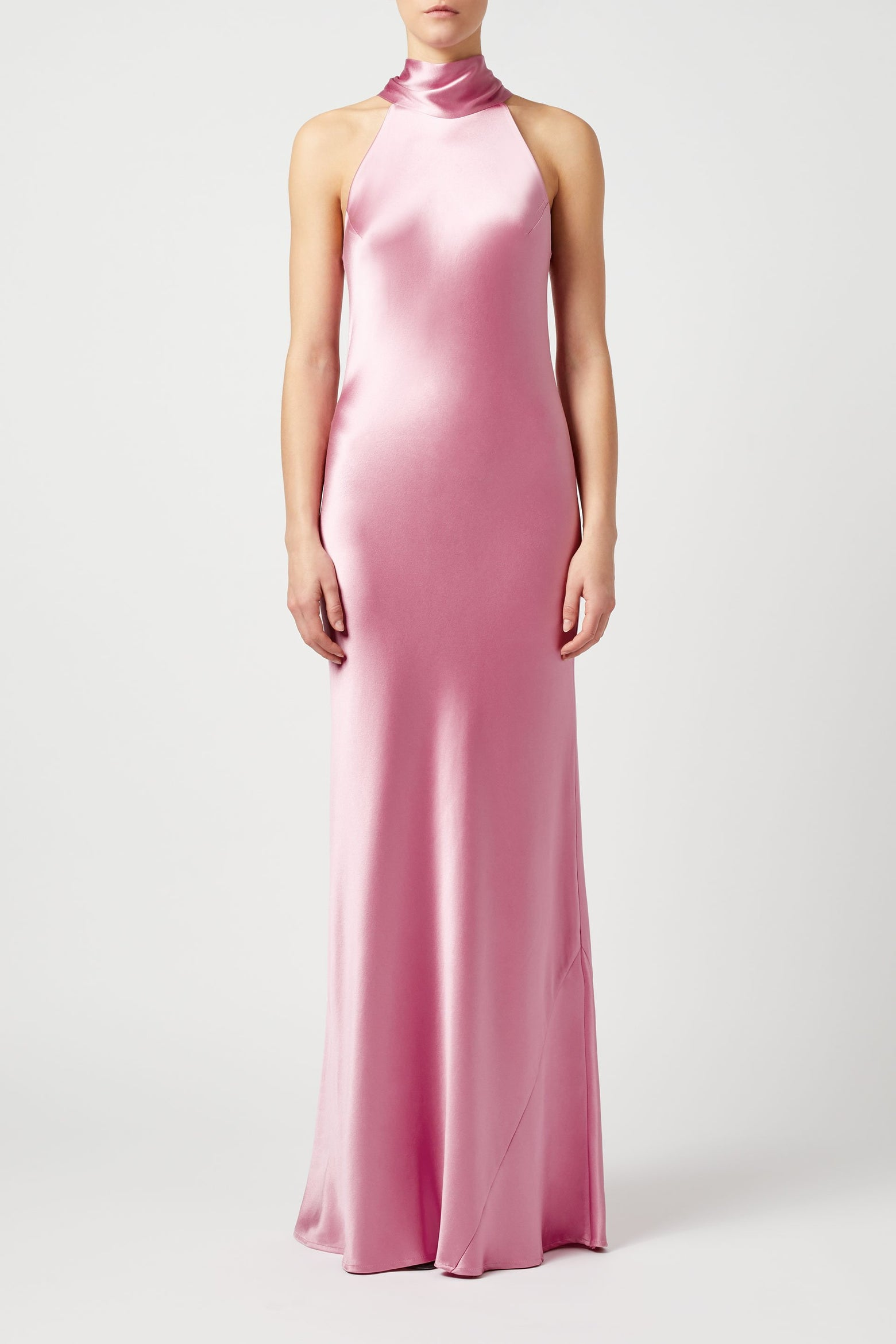 Sienna Dress - Rose