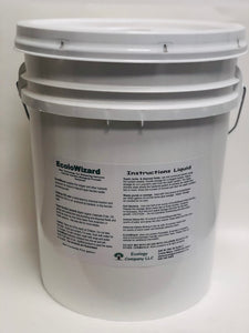 EcoloWizard 5 GALLON - Super Concentrate Liquid Product