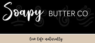 Soapy Butter Co Handmade Soap and Magnesium Body Products. Live life naturally.