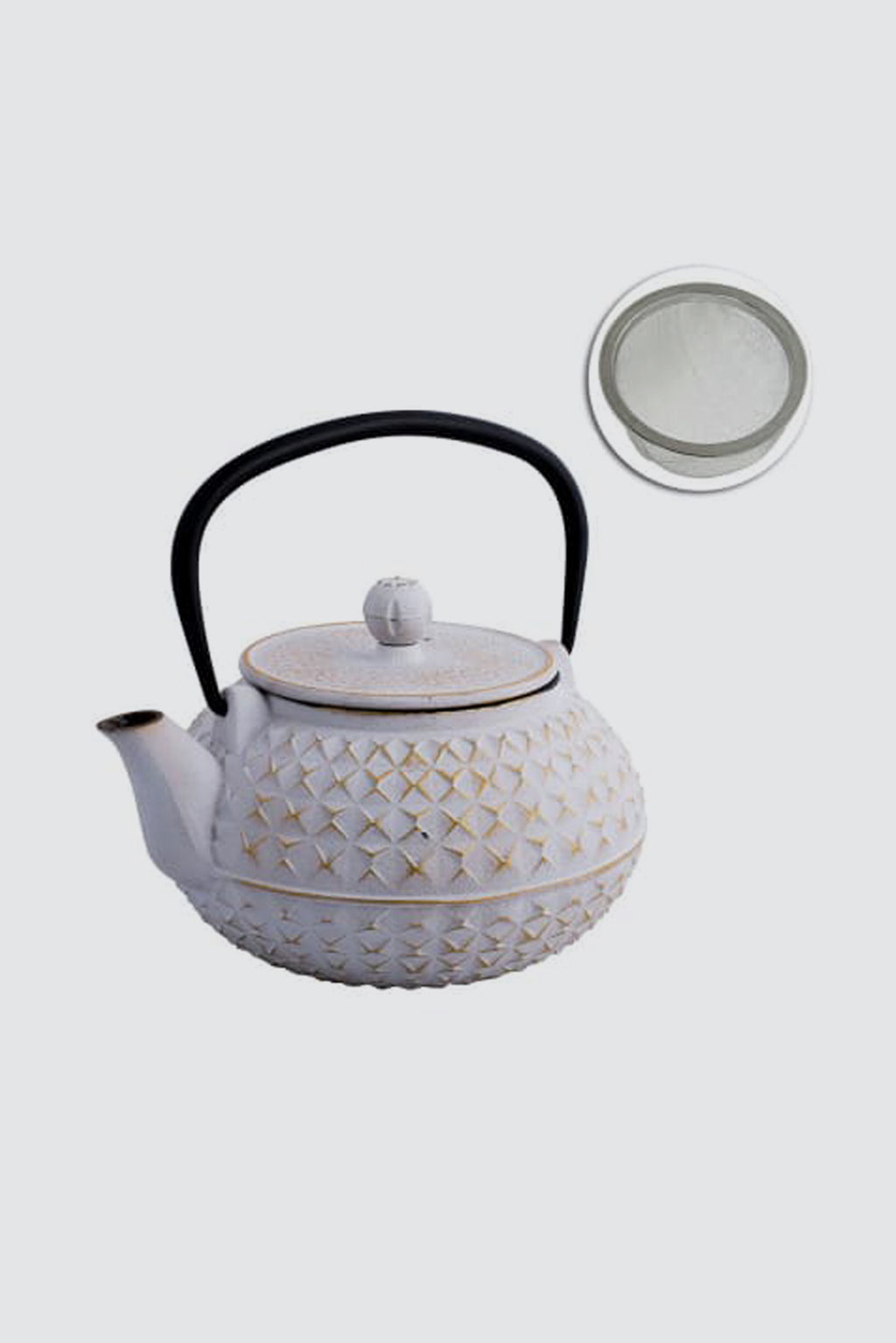 Empress Cast Iron Teapot 900ml