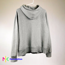 Nike grey fleece sweater
