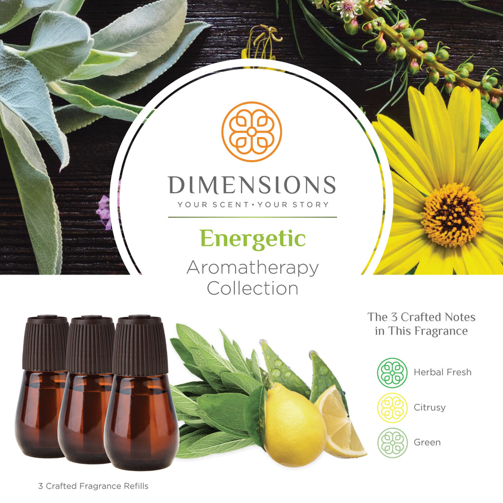 Energetic Collection - Diffuser Refills