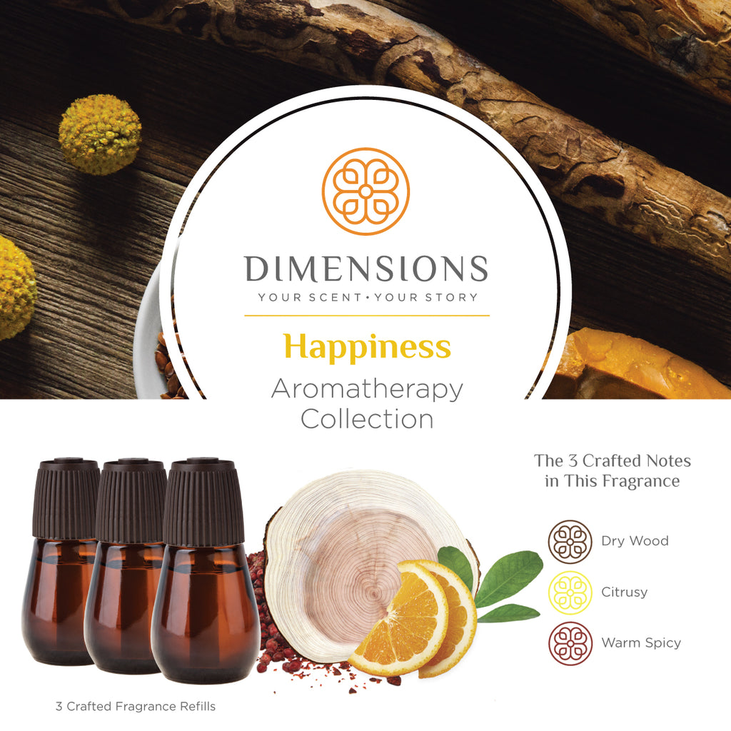 Happiness Collection - Diffuser Refills