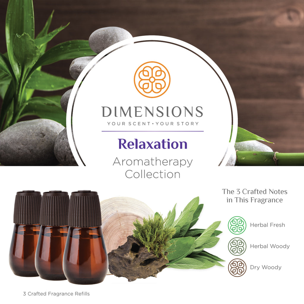 Relaxation Collection - Diffuser Refills