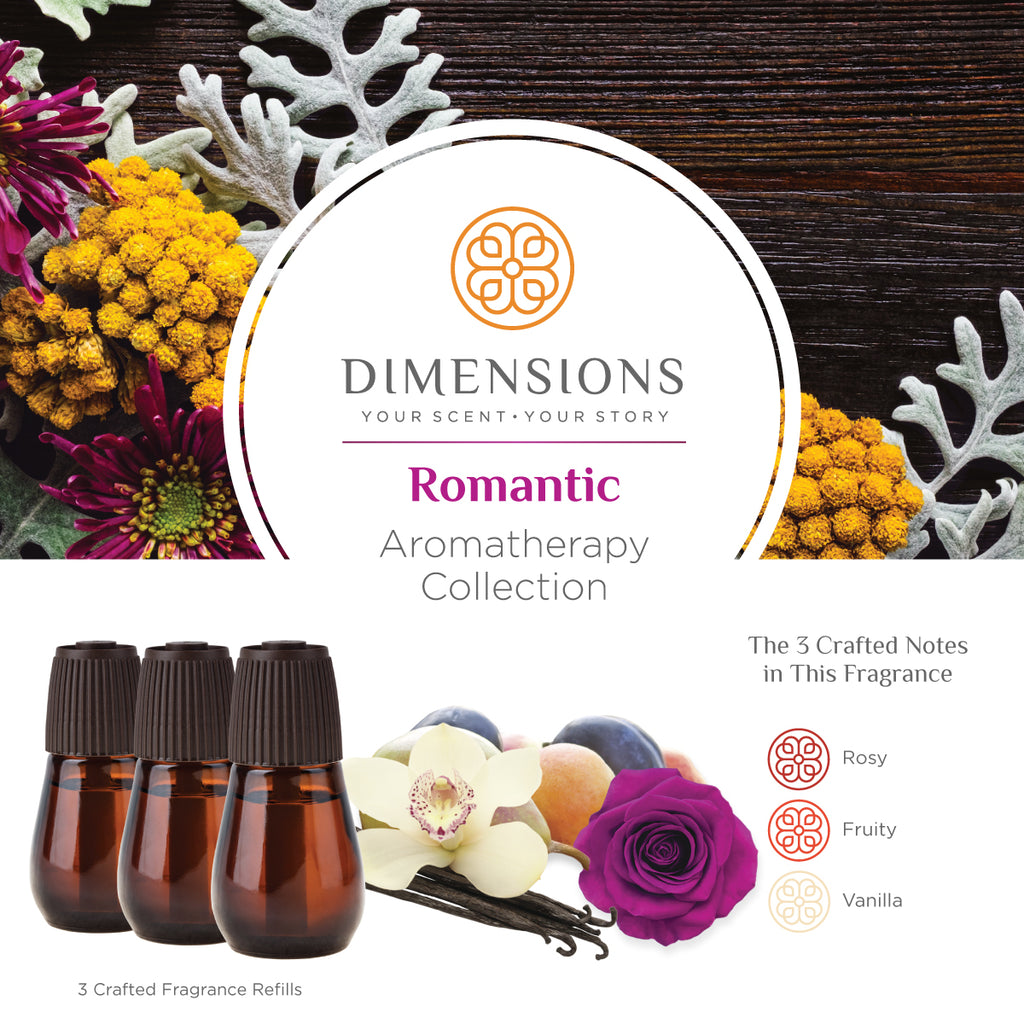 Romantic Collection - Diffuser Refills