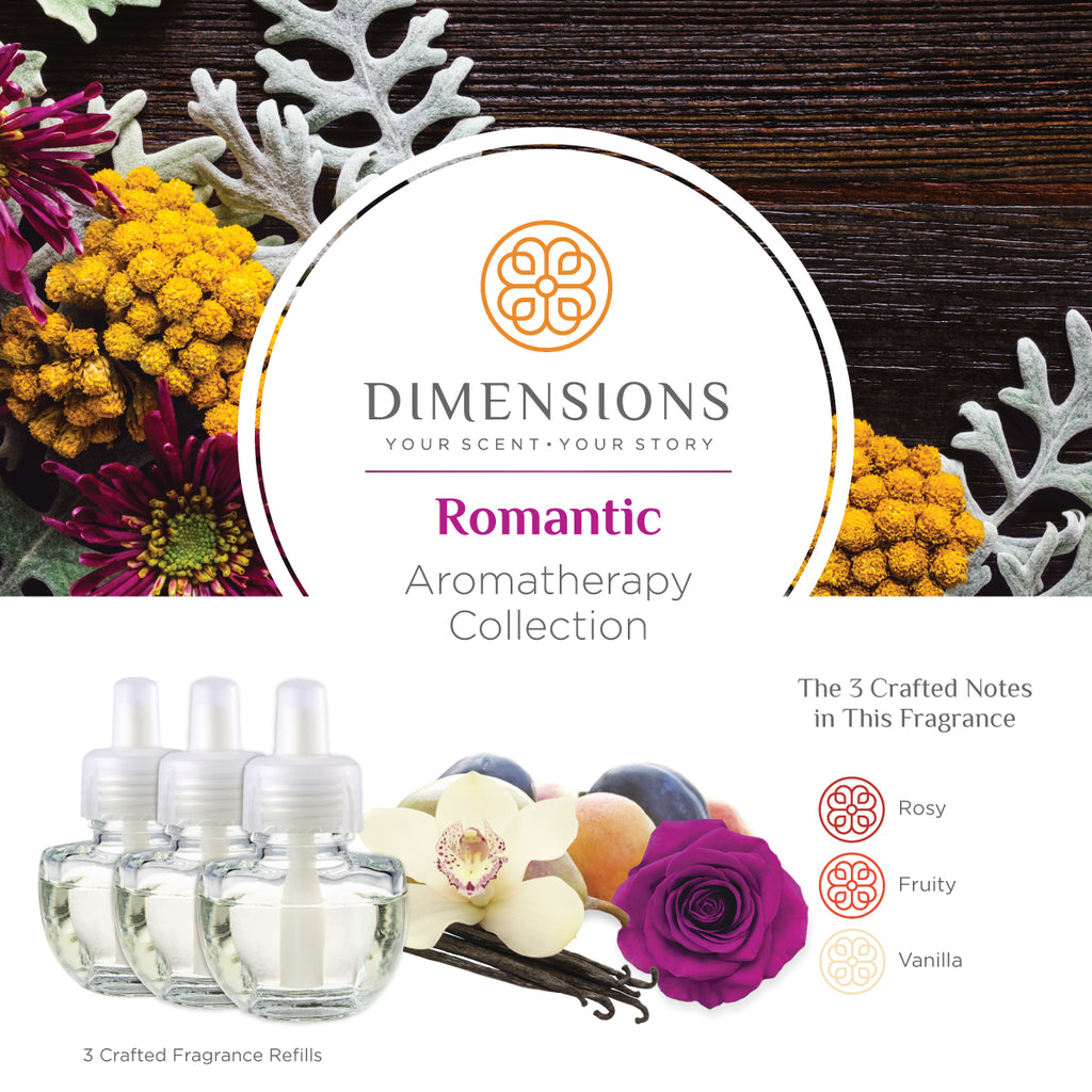 Romantic Collection - Fragrance Plug-in Refills