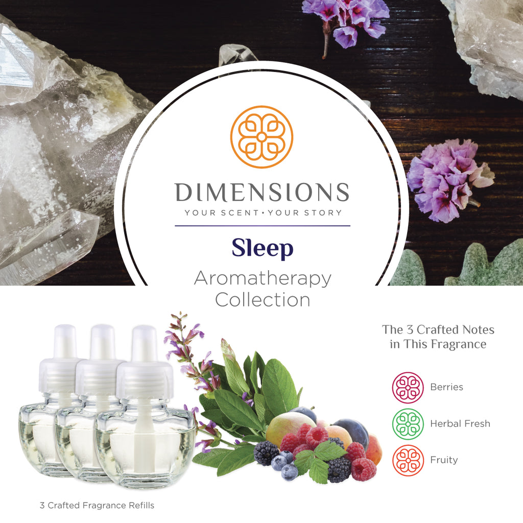 Sleep Collection - Fragrance Plug-in Refills
