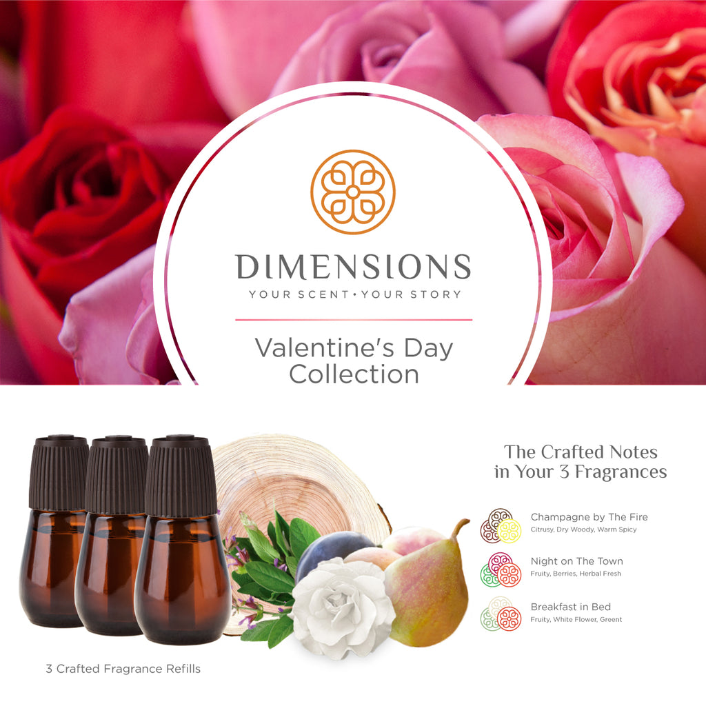 Valentine's Day Collection - Diffuser Refills