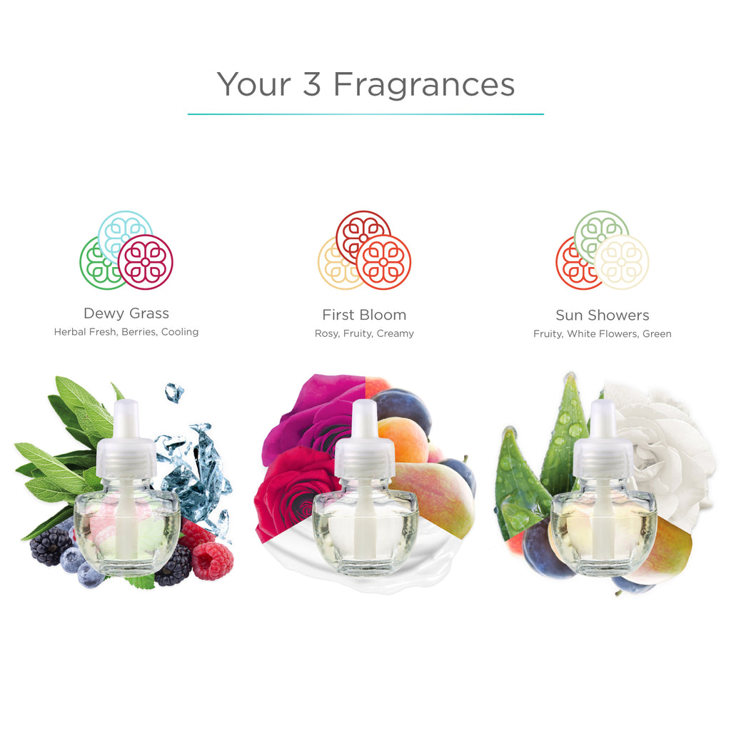 Feel It In The Air Spring Collection - Fragrance Plug-in Refills