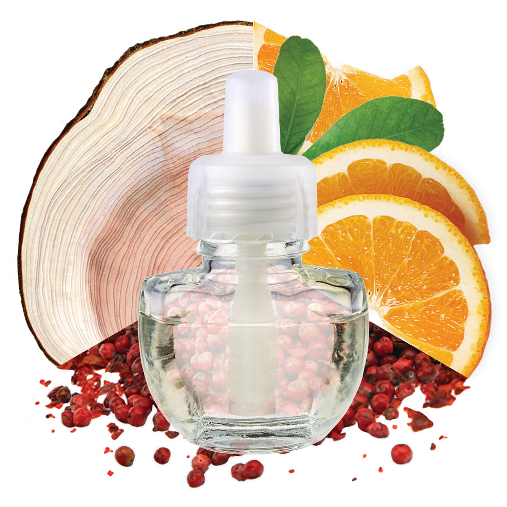 Blood Orange Sangria scented plug in