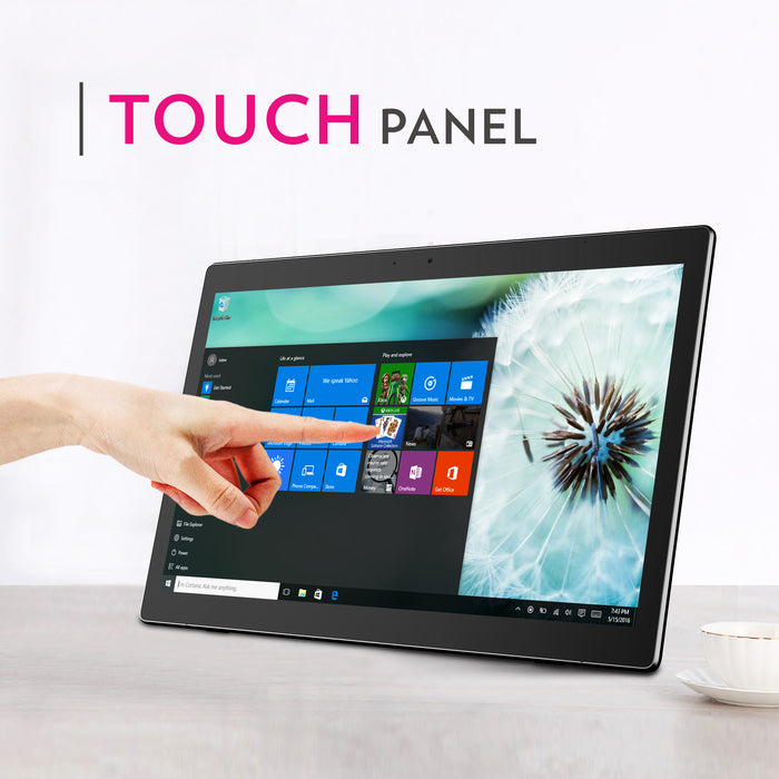 1700AIO All-in-One Windows Computer with Touch Panel