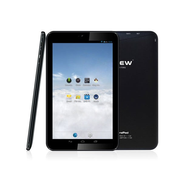 Iview i708Q black Android tablet
