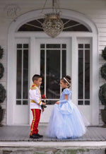Prince Charming costume rental- Size 2-8