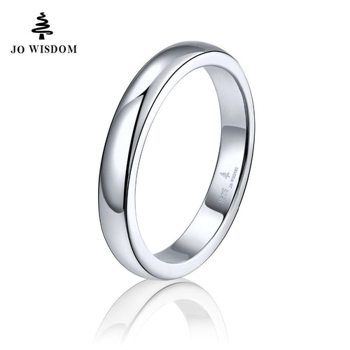100% 925 Sterling Silver Women Wedding Ring Best Gift for Friends-JewelryKorner