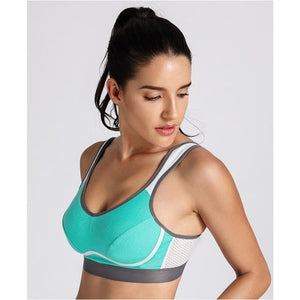 Womens High Impact Support Bounce Control Workout Plus Size Sports Bra - Free Shipping - Sports - Clothing - $21.00 | The Pamplemousse