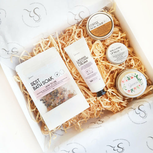 Just For You Gift Set - Sal Remedia
