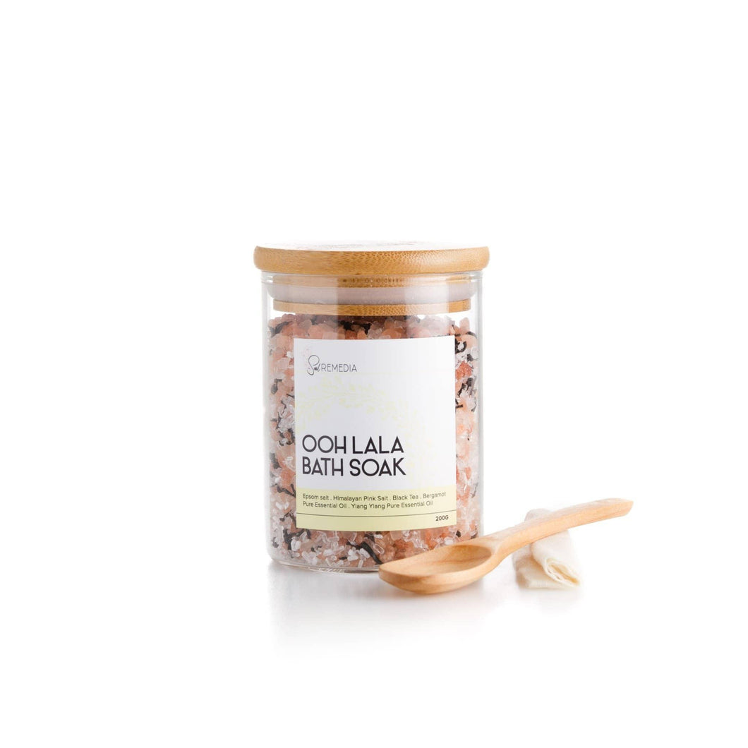 Ooh La La Bath Soak - Sal Remedia