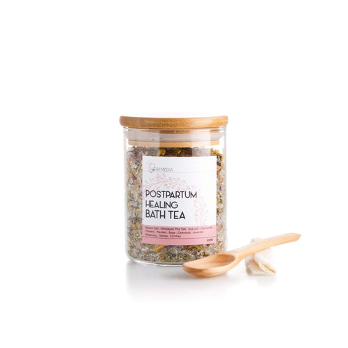 Postpartum Healing Bath Tea - Sal Remedia
