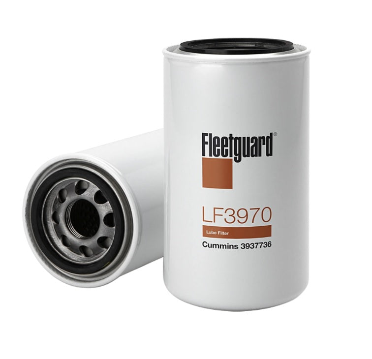LF3970 Fleetguard Lube Filter, Full-Flow Spin-On