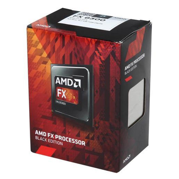 AMD FX 6 CORE BLACK EDITION FX 6300 3.5GHZ PROCESSOR