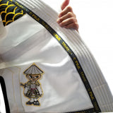 FUJI SPORTS TANTO KIDS GI-White-4