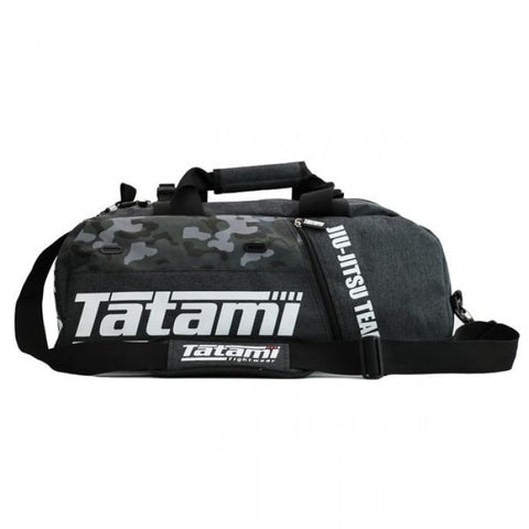 TATAMI GREY CAMO GEAR BAG-1