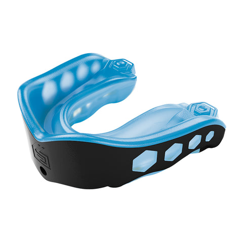 Shock Doctor-Adult Gel Max Mouth Guard-Blue