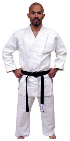 WOLDORF-Judo Suit-White-1