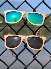 Wooden Sunglasses (RAY- Bamboo)
