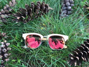 Wooden Sunglasses (REIGN)