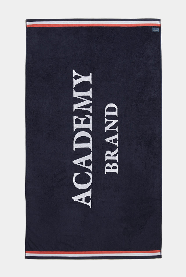 Product image for                                                     Acad Logo Beach towel