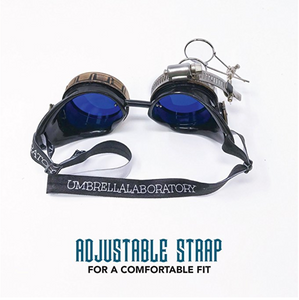 Steampunk Goggles Rave Glasses rave wear