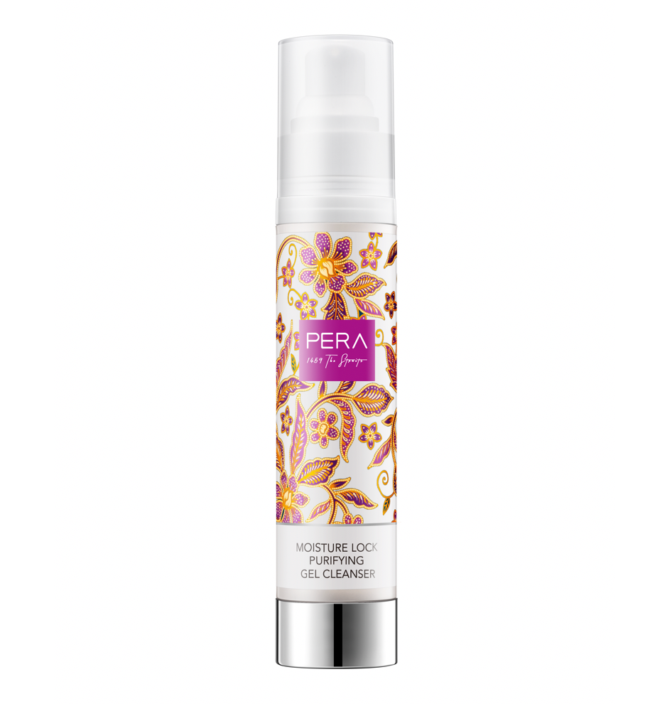 Best facial wash cleanser - PERA skin care Peranakan