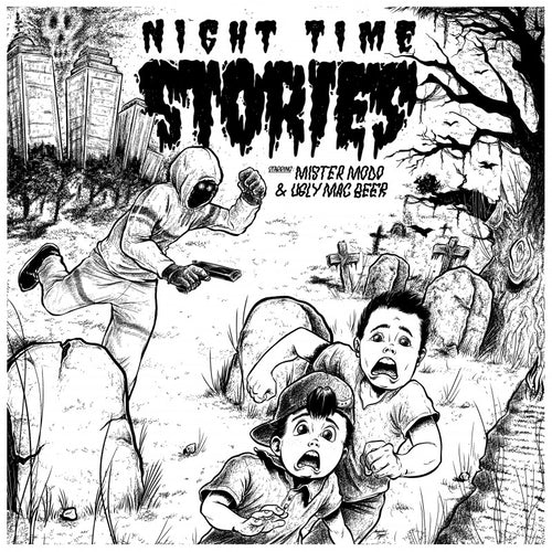 Night Time Stories LTD 500 copies