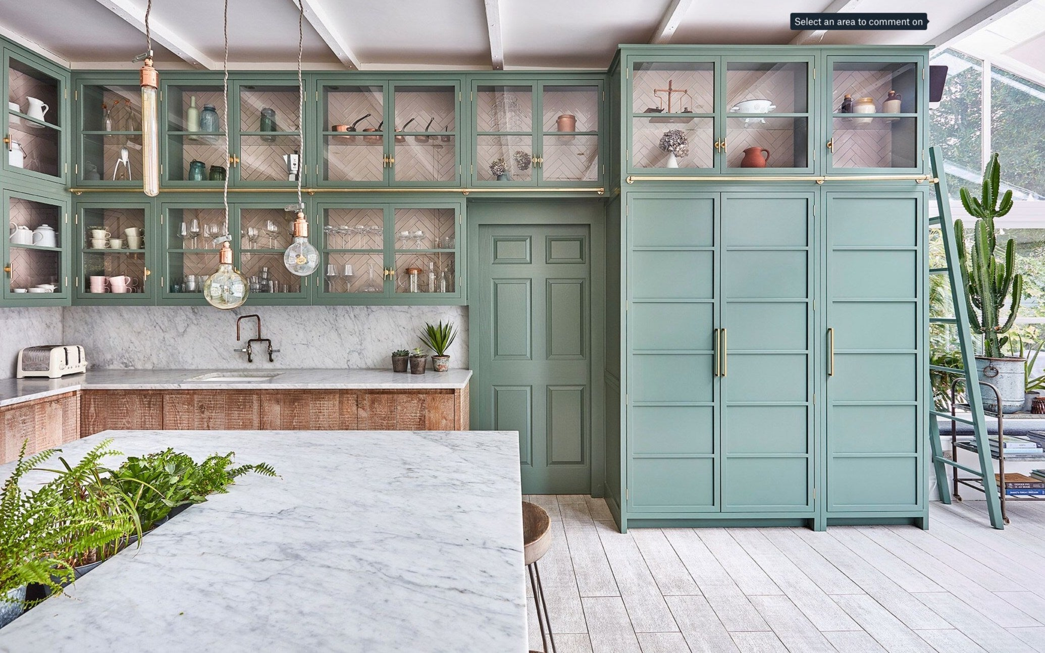 Kitchen Colours - The Latest Kitchen Trends in 2019 - LuxDeco.com