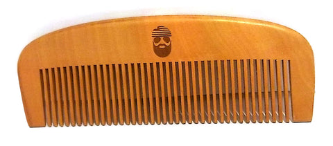 Beard Vet Peachwood Beard Comb