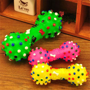 Natural Rubber Dog Teethers