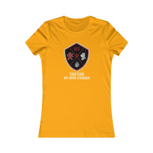Women's Humboldt Family Strong Together Tee